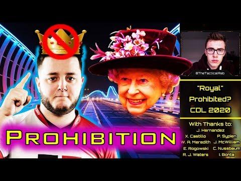 "Royal PROHIBITION against ""London Royal Ravens""!?    CDL Rostermania News & Rumors    CoD: MW"