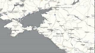 Карта для рыбалки краснодарский край россия