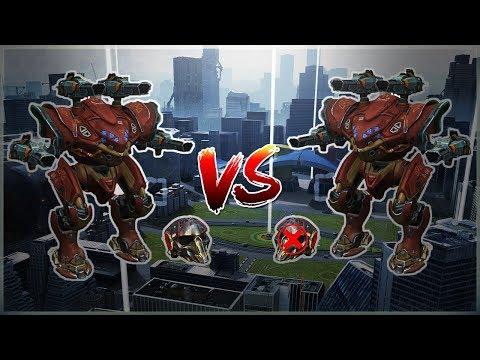 [WR] 🔥 Deathmark VS No Deathmark - Destruction Time Test   War Robots