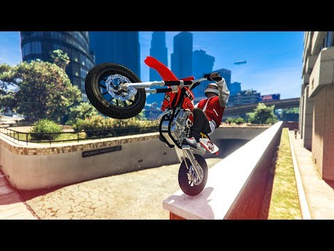 BEST GTA 5 STUNTS & FAILS! - (Funny Moments Compilation)