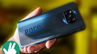 Xiaomi Poco X3 NFC Unboxing and First Impressions