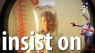 Insist On | Phrasal Verbs | Learn English