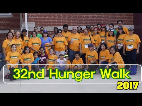 Hunger Walk 2017 Chicago, IL - YouTube