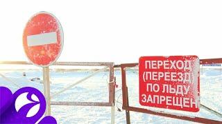 Зимники закрыты, а на трассе Салехард-Надым стоят десятки грузовиков. Время Ямала
