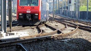 Bahnverkehr Oerlikon ,