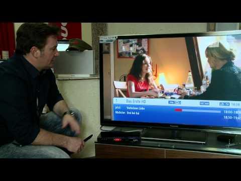 Satellitenfernsehen ohne Kabel verlegen -- einfach einstecken und losgucken.