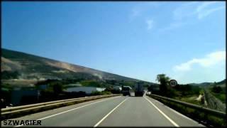 preview picture of video '158 - Spain. Carretera Nacional N-121 - Beriáin - Tiebas [HD]'