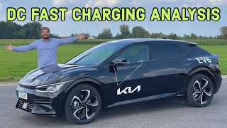 Incredible Charging Speed But Not Without Issues? Kia EV6 Prototype Charging Testing From 0-100%