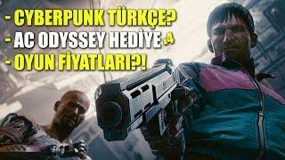 CYBERPUNK 2077 TÜRKÇE GELİYOR SANDIK(!)