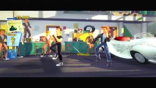 Greased Lightning - Grease Dance - PS3 Fitness