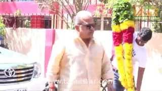 Director Amirjan Passed Away