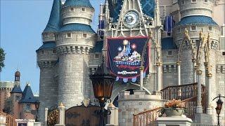 TDW 1554   Happy 45th Anniversary Magic Kingdom !