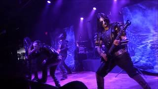 Dark Funeral - Open the Gates - Baltimore, MD 03/12/18