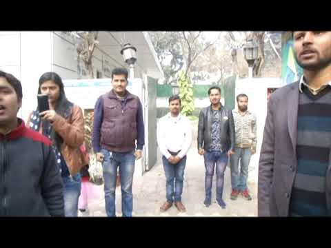Aap Celebrate's Republic Day at Party Head Office