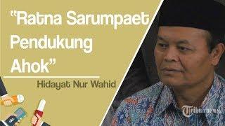 Akui Heran Ratna Sarumpaet Jadi Timses Prabowo-Sandi, Hidayat Nur Wahid: Kan Beliau Pendukung Ahok