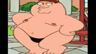 LMFAO's I'm Sexy and I know it (Peter Griffin Dance)