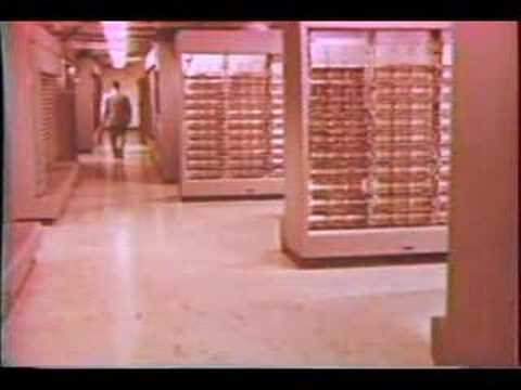 Computing Classic: Video On How The Airforce Protected Us From Attacks In The 1960s