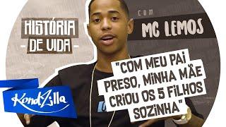 """A Historia dos MC's: MC Lemos – """"Já Joguei no Palmeiras"""""""