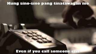 Ako Na Lang-Zia Quizon English+Tagalog Lyrics