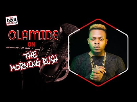 Olamide clears controversies on The Morning Rush