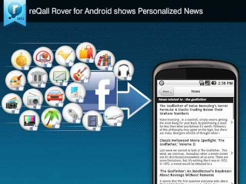 ReQall Rover Is A Location-Based Personal Assistant For Android