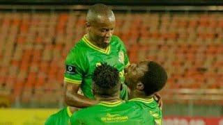 Yanga SC 3-1 Gwambina FC   Magoli yote na alichokifanya Ntibazonkiza   VPL 20/04/2021