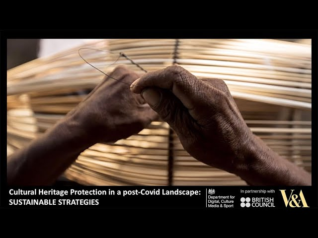 Cultural Heritage Protection in a post-Covid Landscape: Session 3: Sustainable Strategies thumbnail