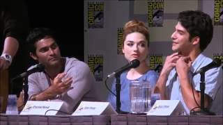 Teen Wolf Funny Cast Moments
