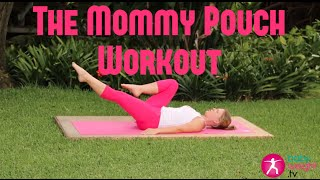 """Exercises For Lower Abs """"Mommy Pouch"""" Postnatal All Levels"""