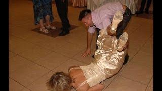 Пьяные танцы (drunk dance)