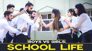 School Life Boys vs Girls   Sanju Sehrawat   Make A Change   Motivational Videos 2019