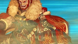 Iskandar  - (Fate/Grand Order) - FGO Servant Spotlight: Iskander Analysis, Guide and Tips