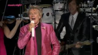 YouTube video E-card Rod Stewart Tonights The Night  Avo Session Basel