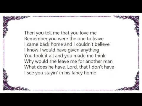 Hootie  the Blowfish - Get Out of My Mind Lyrics