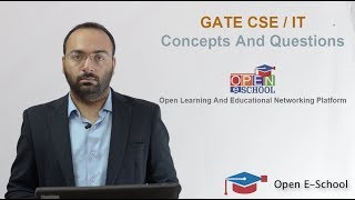 GATE CSE 2018 - Video Tutorials (Programming In C - Previous Year Questions) - 1 (Open E-School)
