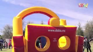 Inflable Escalador