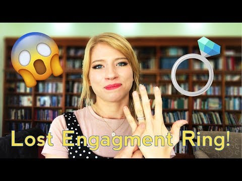 LOST ENGAGEMENT RING! - Plus Wedding Updates   Monica Moore Smith