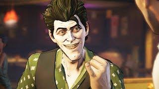 BATMAN TELLTALE SEASON 2 Episode 2 All Joker Appearances (Batman Enemy Within)