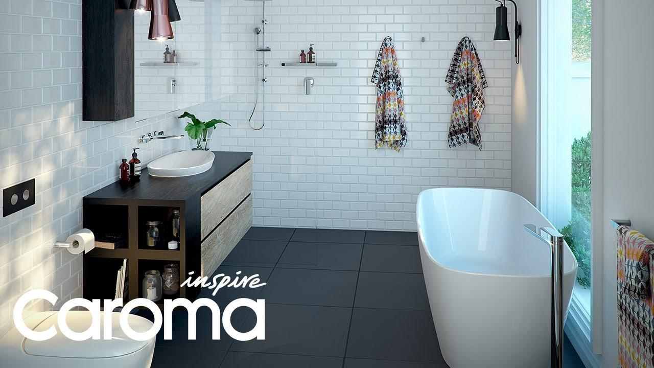 Caroma Contura Freestanding Bath Product Video
