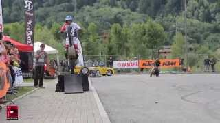 preview picture of video 'Show Action Group - 38° Motoraduno Stelvio International Metzeler 2014'