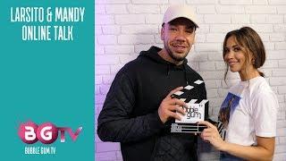 LARSITO & MANDY CAPRISTO   Unsere Größten Pannen | Bubble Gum TV