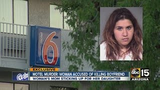 Woman Accused Of Shooting Boyfriend In The Head With An AK47