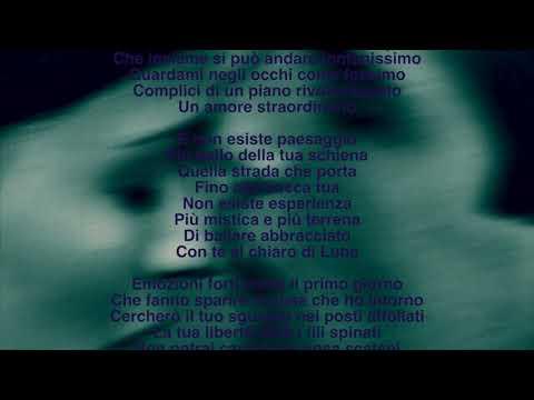 Jovanotti - Chiaro di Luna (Audio e Testo)