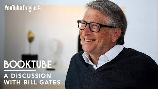 Bill Gates Talks About How To Avoid A Climate Disaster   BookTube