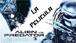 Aliens Vs Predator 3  Historia Depredador  La Pelicula Full Español  HD 720p 60ᴴᴰ  Movie Game