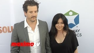 Шеннен Доэрти, Shannen Doherty & Kurt Iswarienko | PATHWAY TO THE CURE: A Fundraiser Benefiting Susan G. Komen