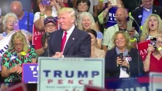 Новости США за 60 секунд. 23 августа 2016 года