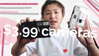 Testing Random Film Cameras AGAIN | Pentax IQZoom 700 + Kodak Breeze