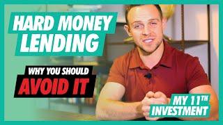 Why I STOPPED Lending Hard Money   Real Estate Investing   Hard Money Loan