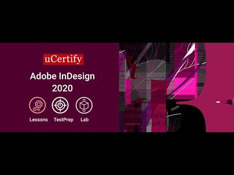 Adobe InDesign Certification Training - YouTube